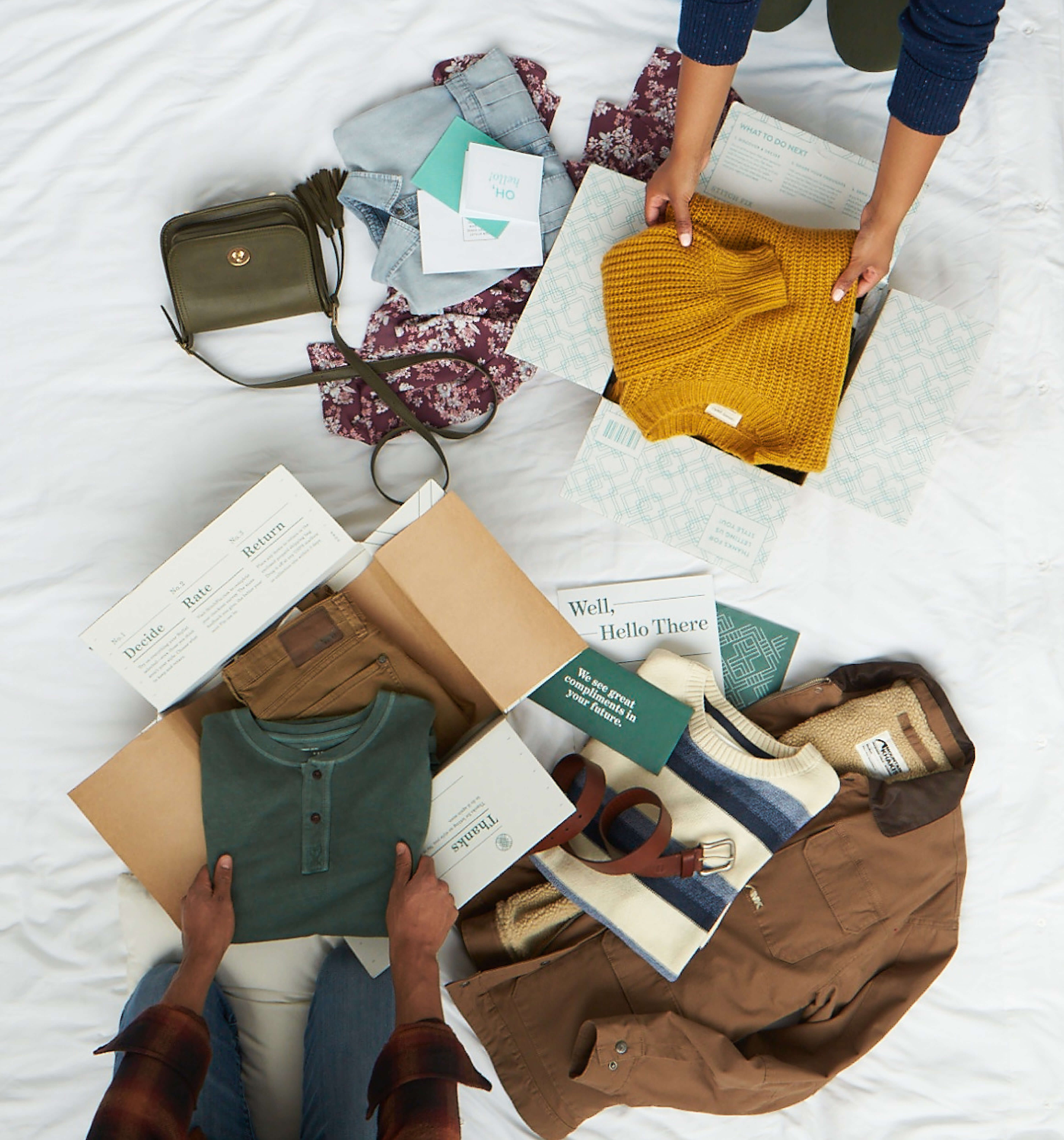 Stitch Fix Refer a Friend