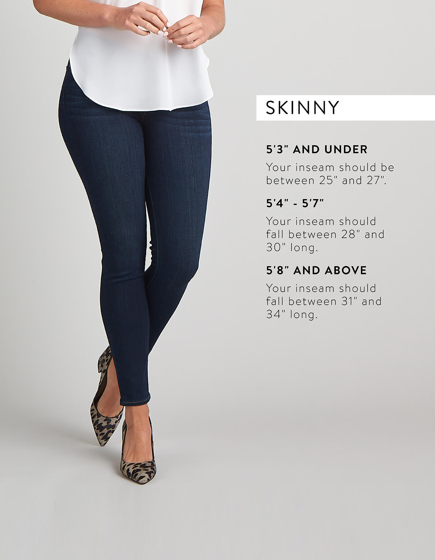 regular length jeans women in hes