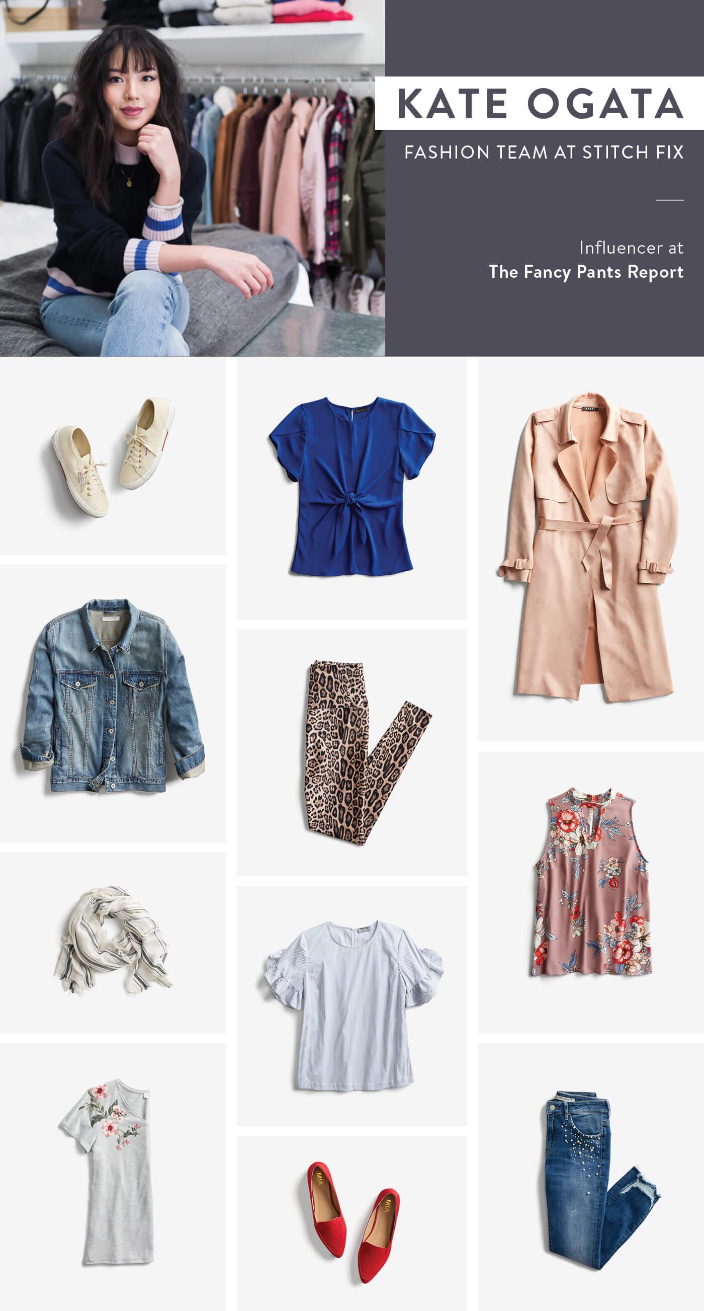 Kate Ogata's Picks