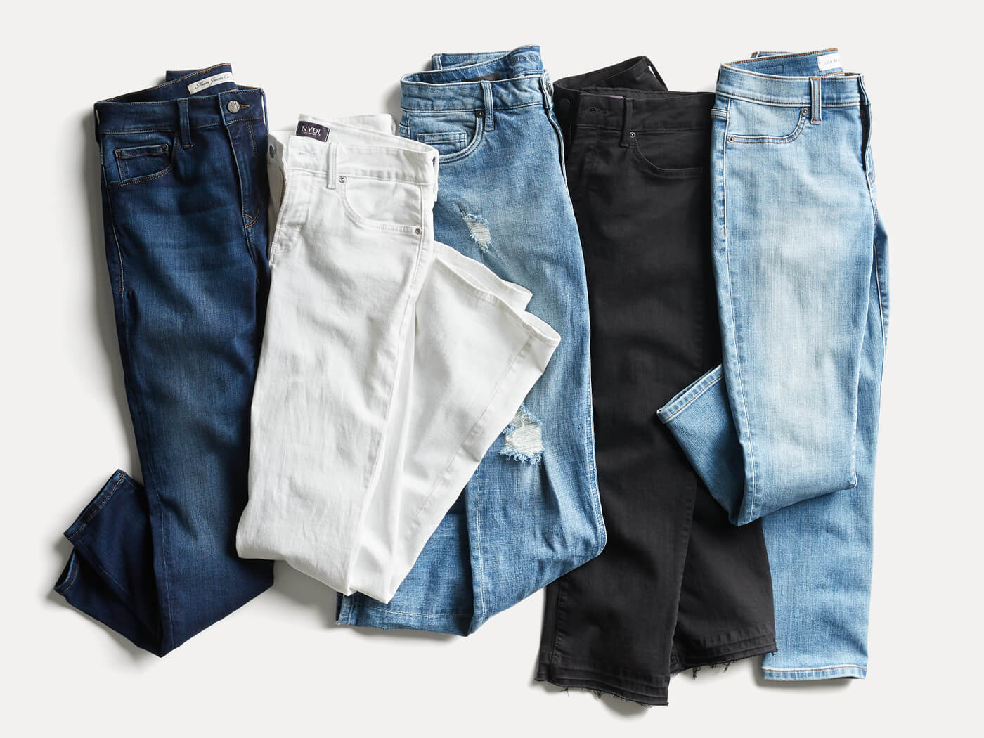 Stitch Fix Denim Brands