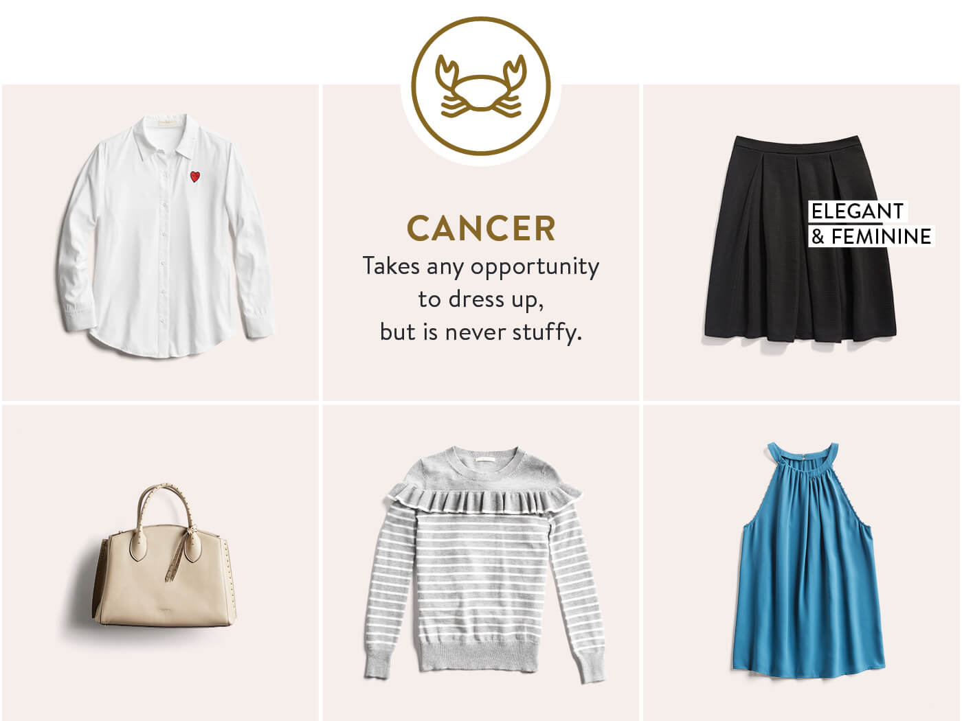 What Your Zodiac Sign Says About Your Style Stitch Fix Style