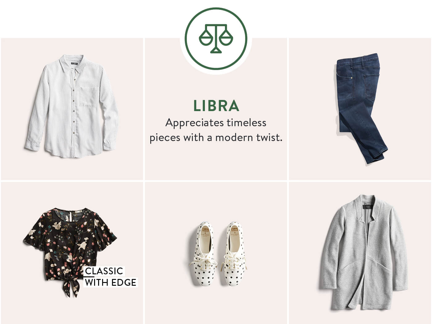 What Your Zodiac Sign Says About Your Style